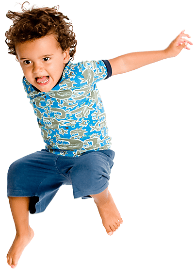 jumping castle toddler