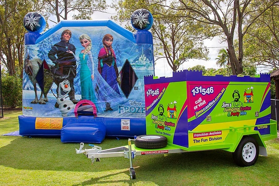 About Jim's Jumping Castle and Party Hire